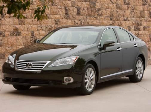 2011 Lexus ES   Pricing, Ratings, Expert Review   Kelley Blue Book