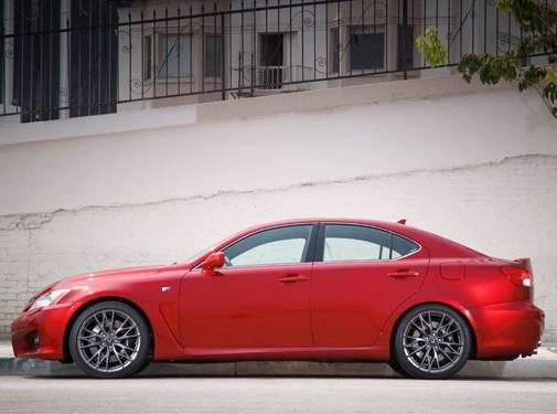 2011 Lexus IS F | Pricing, Ratings, Expert Review | Kelley Blue Book
