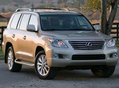 2011 Lexus LX | Pricing, Ratings, Expert Review | Kelley