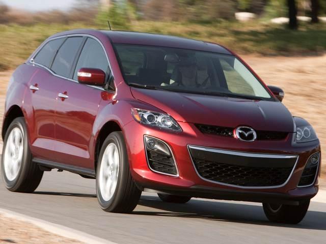 2011 MAZDA CX-7 | Pricing, Ratings, Expert Review | Kelley