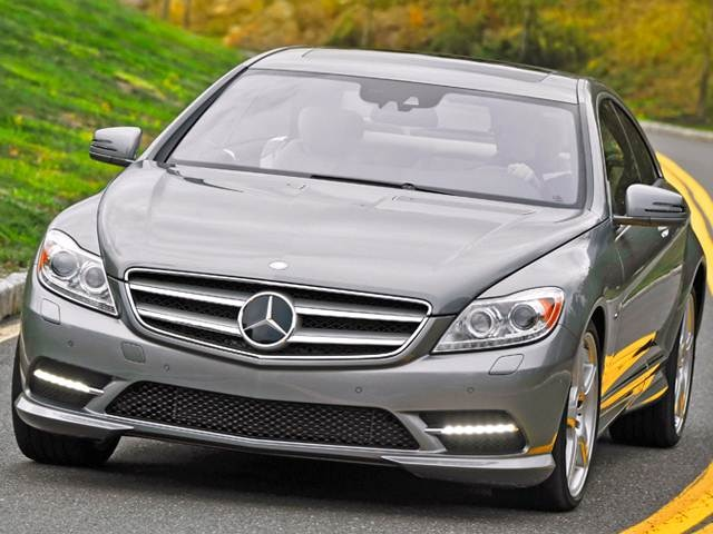 2011 Mercedes-Benz CL-Class | Pricing, Ratings, Expert Review