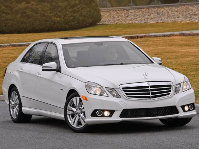 2011 Mercedes-Benz E-Class | Pricing, Ratings, Expert Review