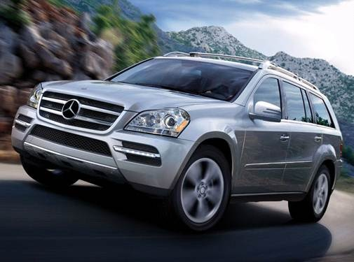 2011 Mercedes-Benz GL-Class | Pricing, Ratings, Expert Review