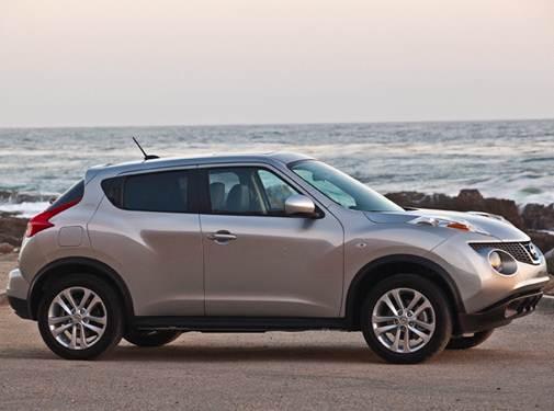 2011 Nissan JUKE | Pricing, Ratings, Expert Review | Kelley Blue Book