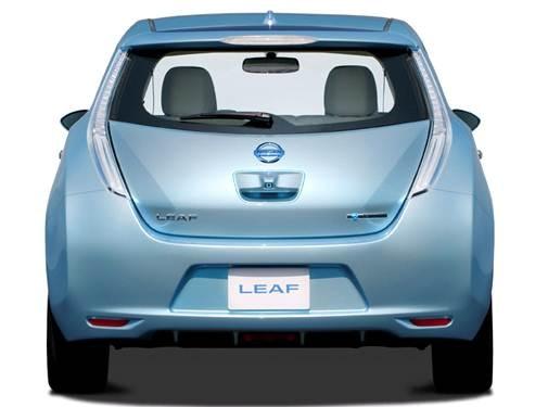 2011 Nissan LEAF | Pricing, Ratings, Expert Review | Kelley Blue Book