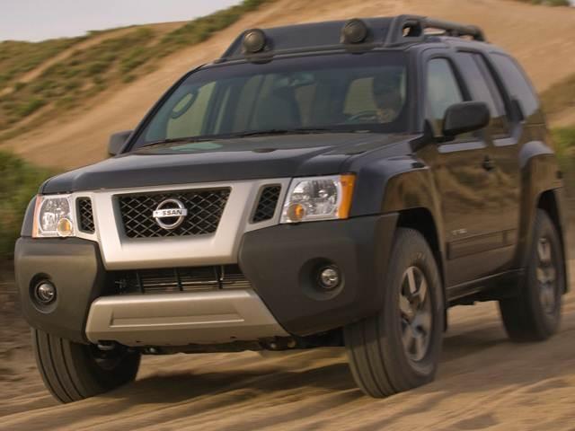 2011 Nissan Xterra >> 2011 Nissan Xterra Pricing Reviews Ratings Kelley Blue Book