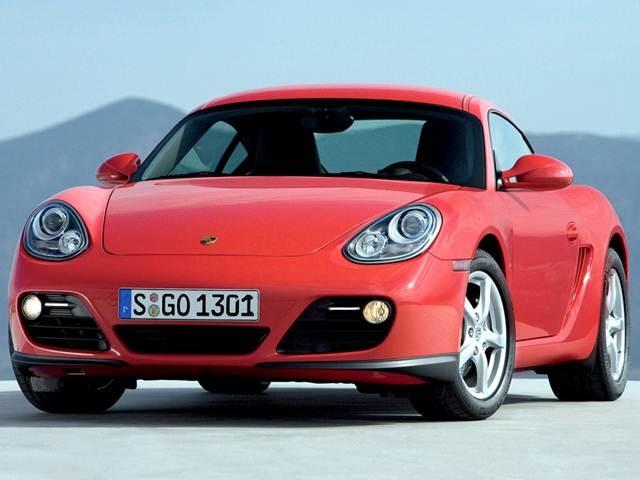 2011 Porsche Cayman Pricing Reviews Ratings Kelley Blue