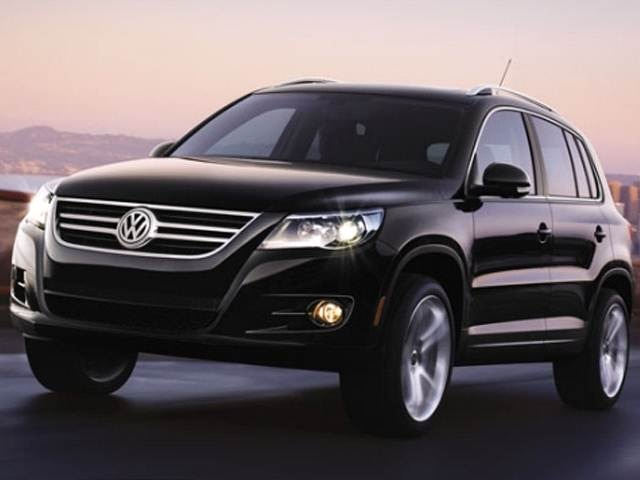 2011 Volkswagen Tiguan | Pricing, Ratings, Expert Review