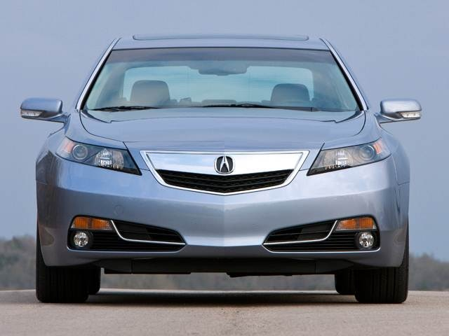 2012 Acura TL | Pricing, Ratings, Expert Review | Kelley