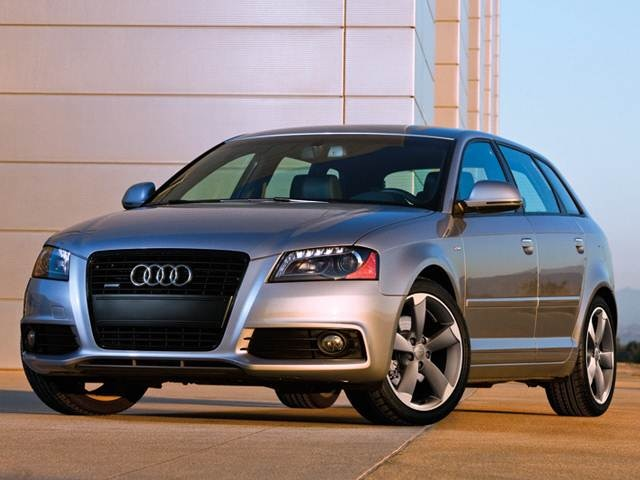 2012 Audi A3 | Pricing, Ratings, Expert Review | Kelley Blue Book