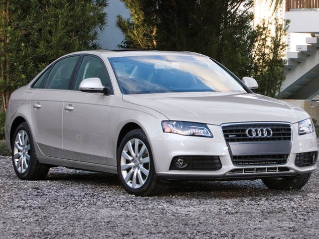 2012 Audi A4 | Pricing, Ratings, Expert Review | Kelley Blue Book