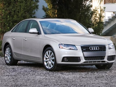 2012 Audi A4 Pricing Reviews Ratings Kelley Blue Book