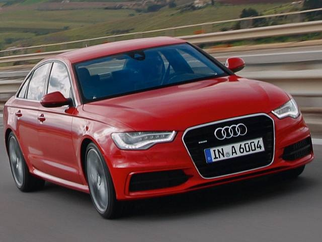 2012 Audi A6   Pricing, Ratings, Expert Review   Kelley Blue Book