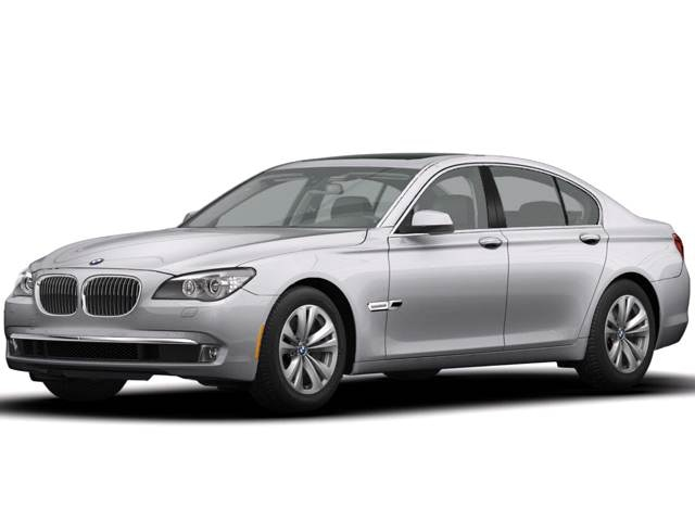 2012 BMW 7 Series | Pricing, Ratings, Expert Review | Kelley