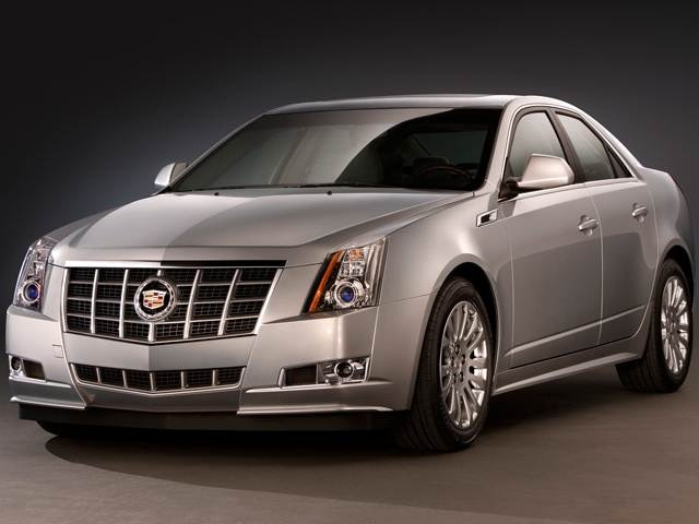 2012 Cadillac CTS | Pricing, Ratings, Expert Review | Kelley