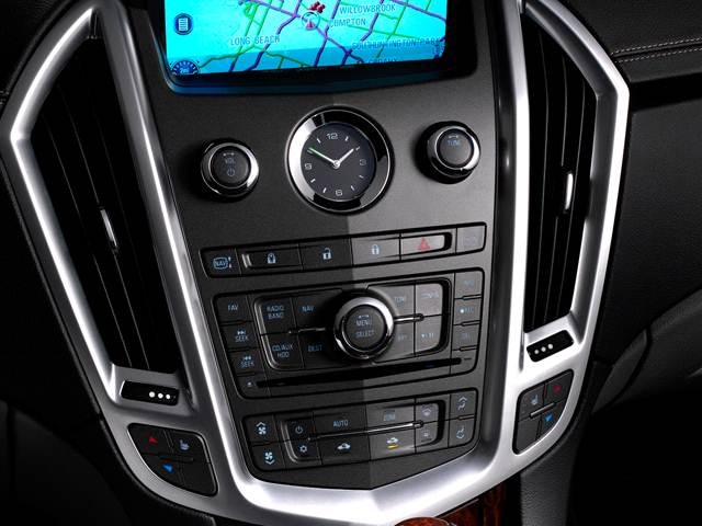 2012 Cadillac SRX | Pricing, Ratings, Expert Review | Kelley