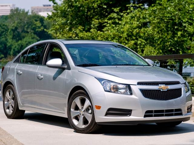 2012 Chevrolet Cruze Values Cars For Sale Kelley Blue Book