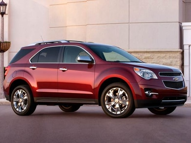 2012 Chevrolet Equinox Pricing, Reviews & Ratings | Kelley Blue Book