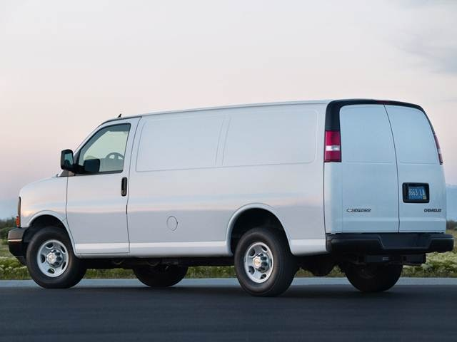 Used 2012 Chevrolet Express 1500 Passenger Values Cars For Sale