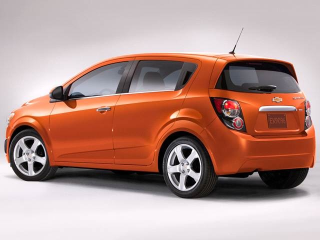 2012 Chevrolet Sonic | Pricing, Ratings, Expert Review