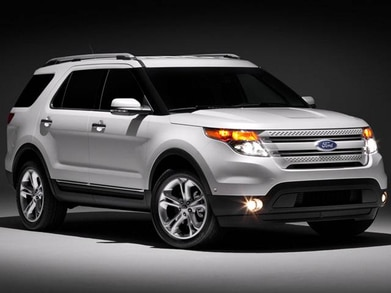 2017 Ford Explorer Mpg >> 2012 Ford Explorer Pricing Ratings Expert Review Kelley Blue Book