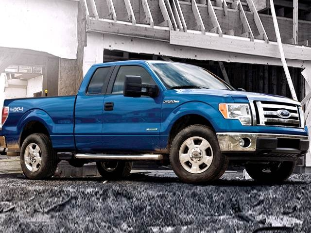 2012 Ford F150 Super Cab | Pricing, Ratings, Expert Review | Kelley