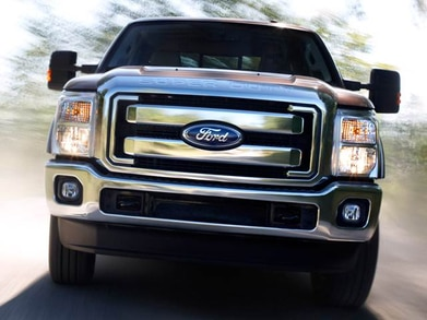 2012 Ford F250 Super Duty Regular Cab | Pricing, Ratings