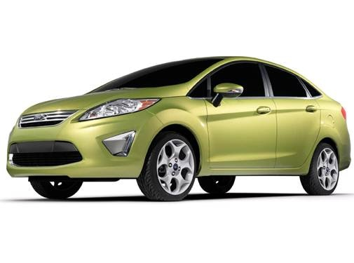 2012 Ford Fiesta Pricing Ratings Expert Review Kelley Blue Book