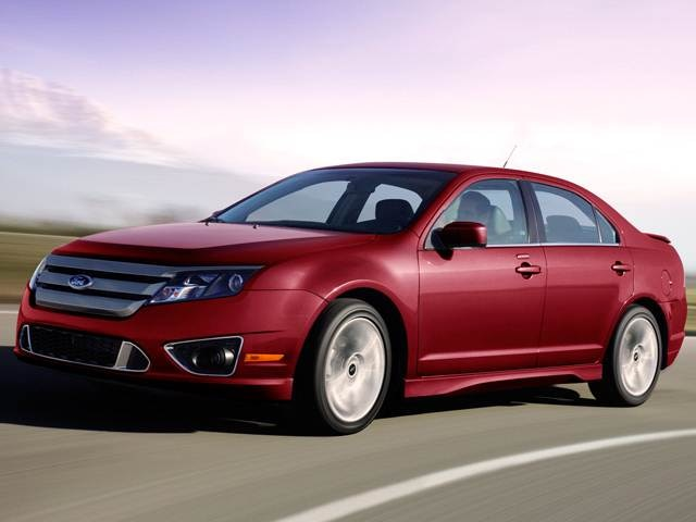 2012 Ford Fusion | Pricing, Ratings, Expert Review | Kelley