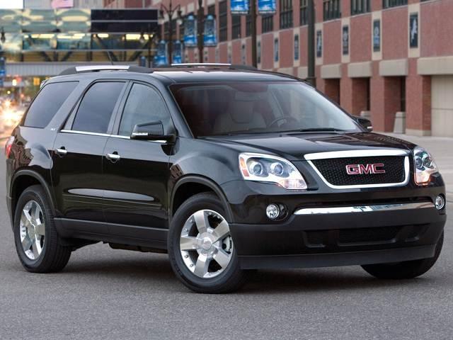 2012 GMC Acadia | Pricing, Ratings, Expert Review | Kelley