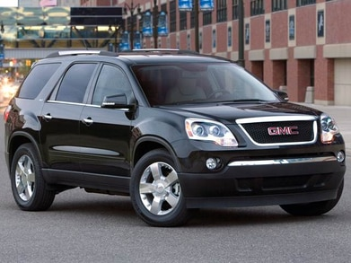 2012 GMC Acadia | Pricing, Ratings, Expert Review | Kelley