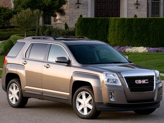 2012 GMC Terrain | Pricing, Ratings, Expert Review | Kelley