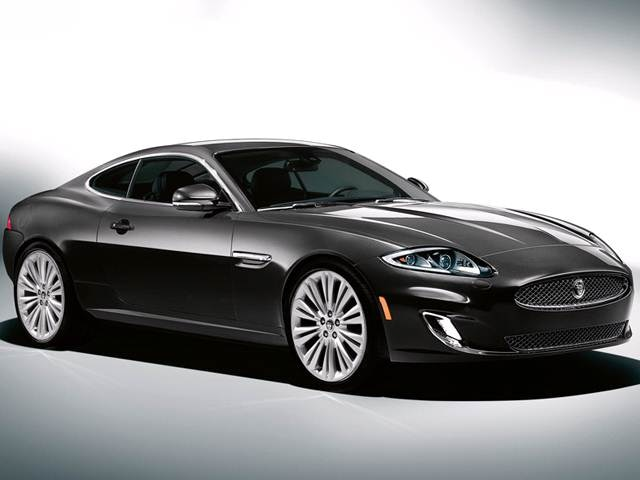 2012 Jaguar XK | Pricing, Ratings, Expert Review | Kelley