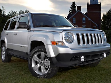 2014 Jeep Patriot For Sale >> 2012 Jeep Patriot Pricing, Reviews & Ratings   Kelley Blue Book