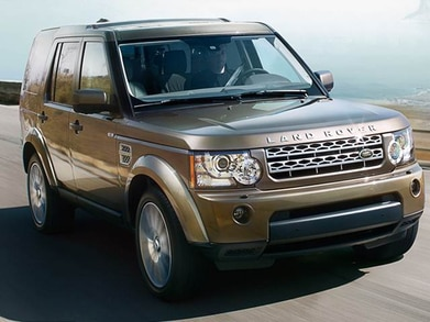2012 Land Rover LR4 | Pricing, Ratings, Expert Review