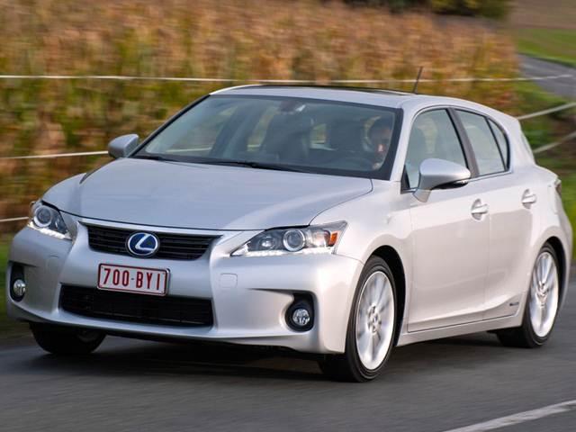 2012 Lexus CT | Pricing, Ratings, Expert Review | Kelley Blue Book