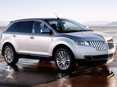 Lincoln Mkx Suv >> 2012 Lincoln Mkx Pricing Ratings Expert Review Kelley Blue Book