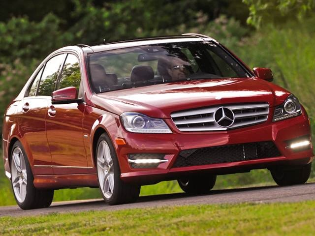 2012 Mercedes Benz C Class Pricing Ratings Expert Review
