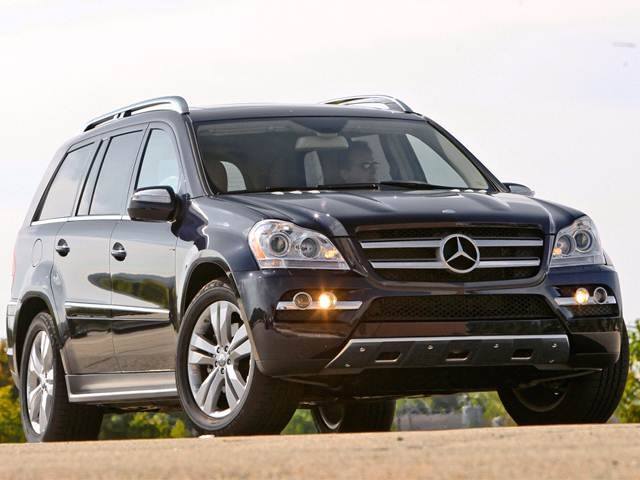 2012 Mercedes Benz Gl Class Values Cars For Sale Kelley Blue Book