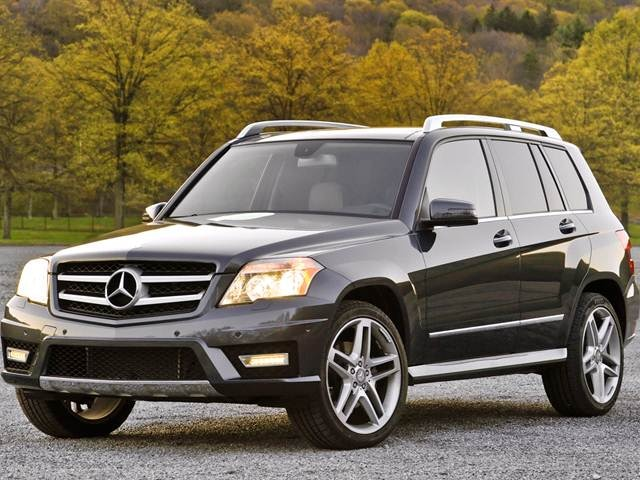 2012 Mercedes-Benz GLK-Class | Pricing, Ratings, Expert Review