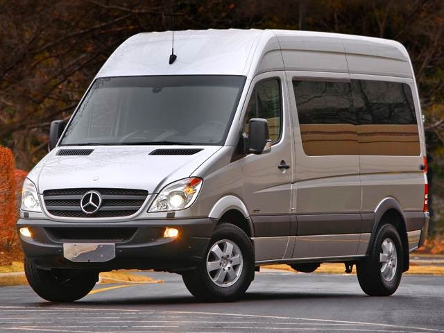 2012 Mercedes-Benz Sprinter 2500 Passenger | Pricing, Ratings