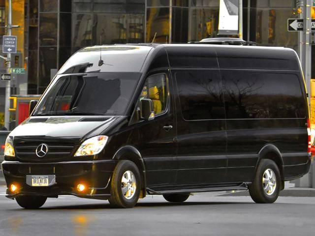 2012 Mercedes-Benz Sprinter 3500 Cargo | Pricing, Ratings