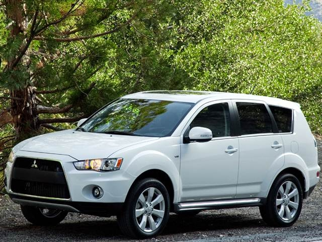 2012 Mitsubishi Outlander | Pricing, Ratings, Expert Review
