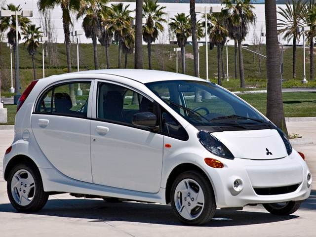 2012 Mitsubishi I Miev Prices Reviews Pictures Kelley Blue Book