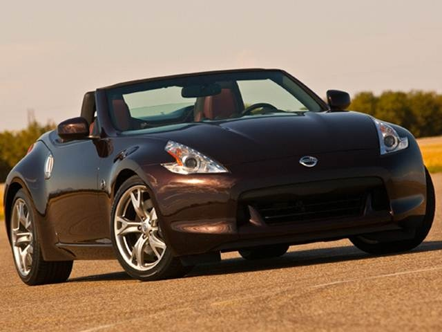 2012 Nissan 370Z | Pricing, Ratings, Expert Review | Kelley