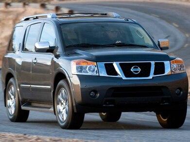 Nissan Armada Mpg >> 2012 Nissan Armada Pricing Reviews Ratings Kelley Blue Book