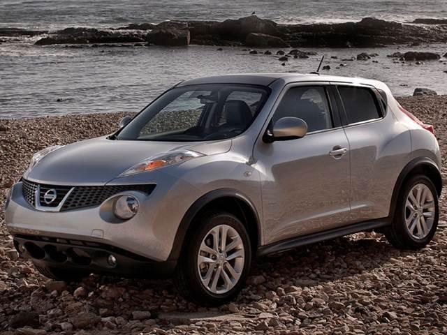 2012 Nissan JUKE | Pricing, Ratings, Expert Review | Kelley Blue Book