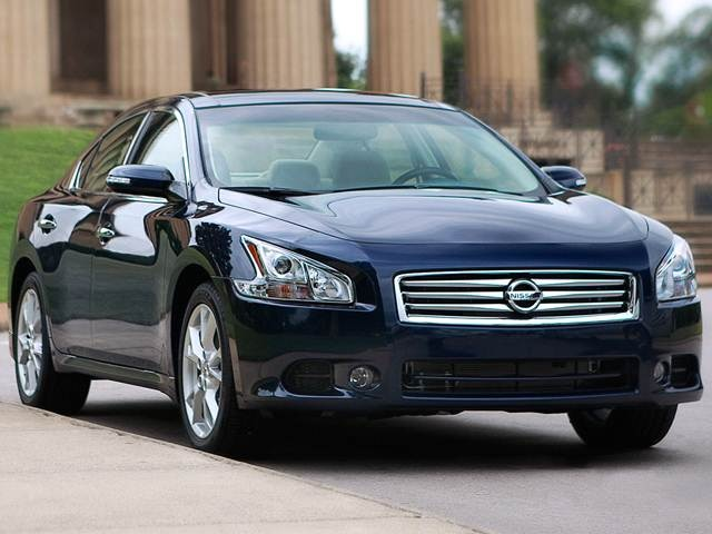 2012 Nissan Maxima Pricing Ratings Expert Review Kelley Blue Book