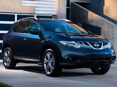Nissan Murano Gas Mileage >> 2012 Nissan Murano Pricing Ratings Expert Review Kelley Blue Book
