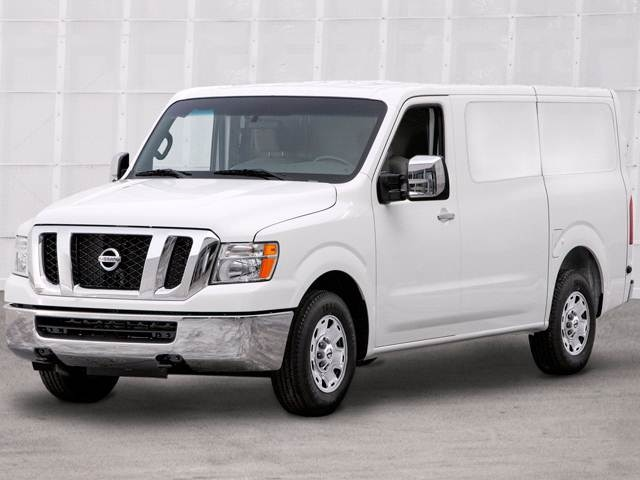 2012 Nissan NV3500 HD Cargo | Pricing, Ratings, Expert Review